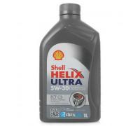 Shell    Helix  Ultra  ECT С3  5w30  (1л) масло мотор, синт. BMW LL-04; MB