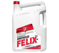 Антифриз красный FELIX Carbox G12+ 10л (430206020)