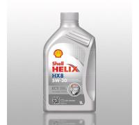Shell HX 8 RUS 5W30 1л.