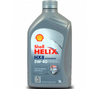 Shell   Helix   HX8  Synthetic    5w40  (1л) масло моторное ,синтетика
