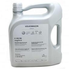 Volkswagen LongLife III 5W-30 5 л