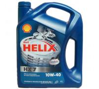 Shell HX-7 RUS 10W40 4л