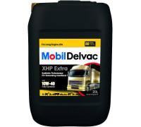 Mobil DELVAC ХНР  Extra 10w40 (20л)(1шт) масло моторное ,синт., для грузовых автомобилей 152712