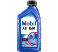 Mobil ATF D/M  (946мл) минеральная жидкость для АКПП Mercon (США)